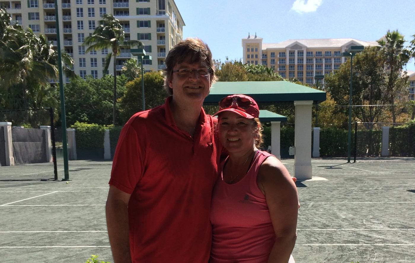 Cliff Drysdale Tennis Center, The Ritz-Carlton, Key Biscayne, FL - tennistravelsite.com