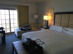 Our inviting room, The Ritz Carlton, Naples, FL