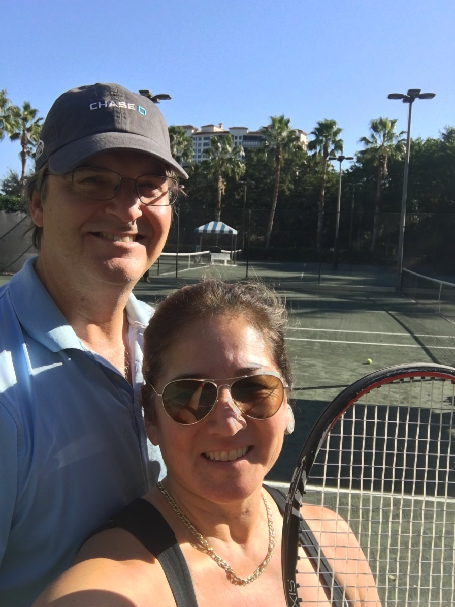 Tennis time, The Ritz-Carlton, Naples, FL - tennistravelsite.com