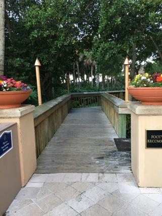 Cross the bridge to the beach, The Ritz - Carlton, Naples, FL - tennistravelsite.com