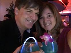 Blue Martini, Ft. Lauderdale, Florida