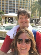 Walking to the tennis courts, The Ritz Carlton, Key Biscayne, Key Biscayne, Florida