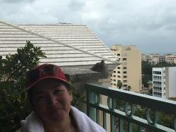 Balcony, The Ritz Carlton, Key Biscayne, Key Biscayne, Florida