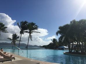 pool view, The Ritz Carlton, St. Thomas, VI