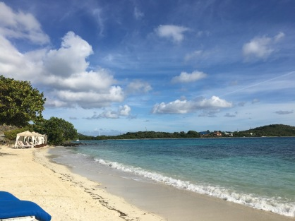 Ocean view, The Ritz Carlton, St. Thomas, VI