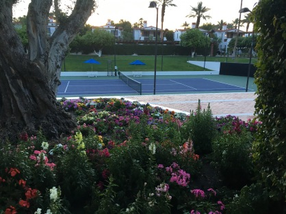 Stadium Court, La Quinta Resort and Spa, Indian Wells, CA