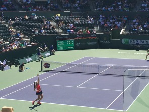Ladies Singles, BNP Paribas Open, Indian Wells, CA
