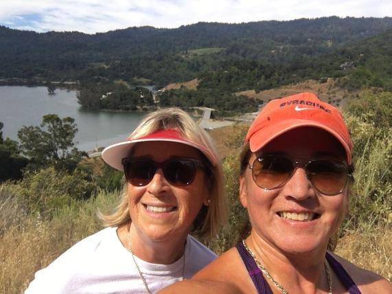Hiking the Los Gatos Trail, Los Gatos, Ca