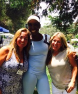 We Love Venus Williams! I feel really short...