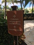 This way to tennis!Turnberry Isle Miami, Miami, FL