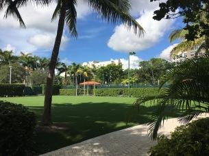 Tennis Courts,Turnberry Isle Miami, Miami, FL