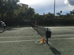 Kids tennis clinic,Turnberry Isle Miami, Miami, FL