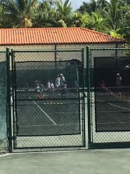 Kids tennis clinic, Turnberry Isle Miami, Miami, FL