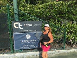 Cañas Tennis, Turnberry Isle Miami, Miami, FL