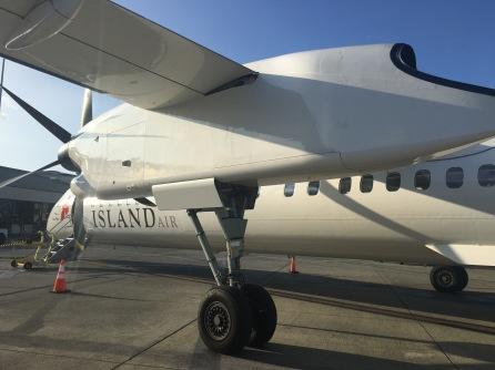 Island Air, our hopper flight from Honolulu to Maui, Hawaii