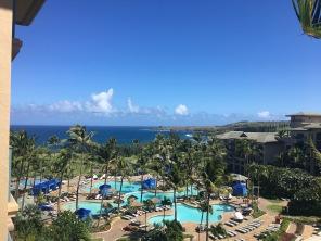 Oceanview room! The Ritz Carlton Kapalua, Maui, Hawaii