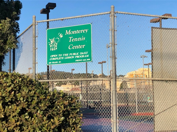 The Monterey Tennis Center, Monterey, CA