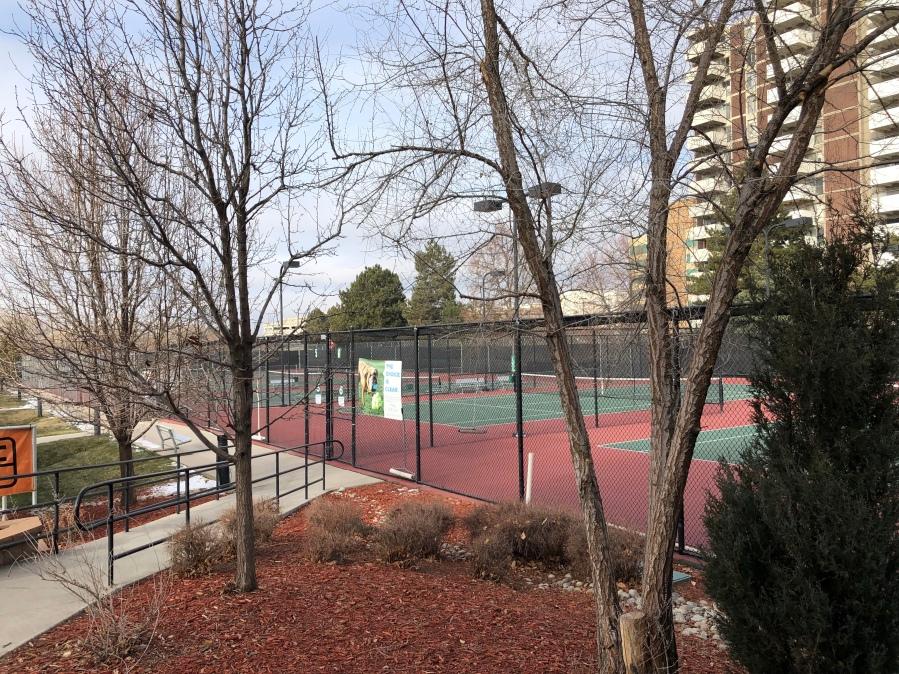 The Gates Tennis Center, Denver, Colorado