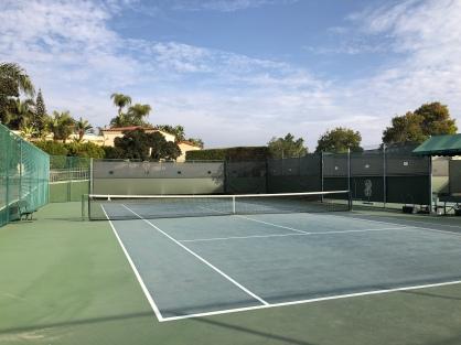 tennis courts The Ritz-Carlton Laguna Niguel, Laguna Niguel, CA