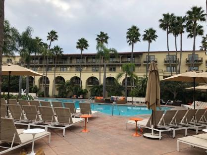 swimming pool The Ritz-Carlton Laguna Niguel, Laguna Niguel, CA