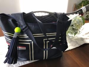 Tory sport by Tory Burch tennis bag
