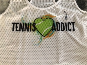 Tennis Addict tank Lacoa Sports