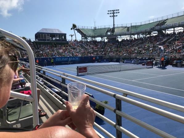 Delray Beach Open, Delray Beach, FL - tennistravelsite.com