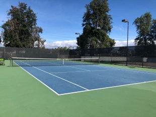 Omni Rancho La Palma, Cliff Drysdale Tennis, Rancho Mirage, CA - tennistravelsite.com