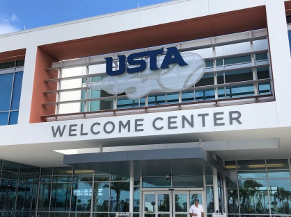 USTA National Tennis Campus, Lake Nona, Orlando, Florida, tennistravelsite.com