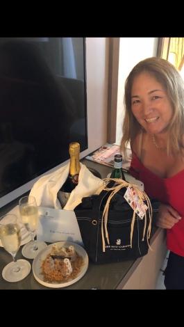 Birthday at the Ritz-Carlton Key Biscayne