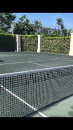 The beautiful hartru tennis courts, The Ritz-Carlton Key Biscayne