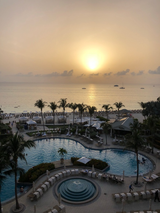 The Ritz-Carlton Grand Cayman - tennistravelsite.com