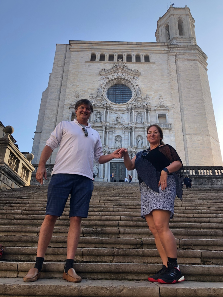 Game of Thrones walking tour, Girona,Spain - tennistravelsite.com